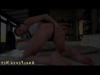 Ho gets big cock up butt