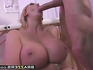 Leigh Darby, Chris Diamond Nasty Checkup with Dr Darby