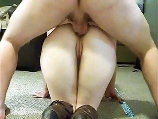 beautiful homemade anal