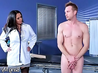 Superb Patient Ava Addams Get Seduced By Doctor And Nailed video