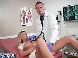 Slut Patient Jessa Rhodes Seduce Doctor In Hard Sex Act video