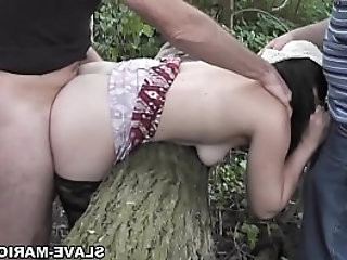 Hot wife pissed on and drinking piss