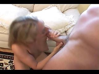 Judy Star lovingly sucks Mark Ashleys massive and beautiful cock