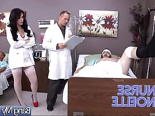 Hard Sex In Doctor Office With Horny Patient video