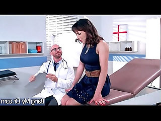 Sex Adventures On Tape Between horny Doctor And Patient Cytherea video