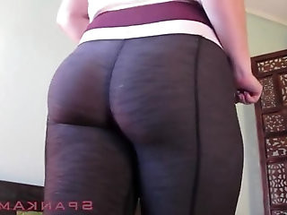 Amber Dawn XXX Yoga Pants