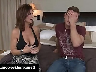 Southern Mother Deauxma Blows Bangs Young Friends Dick!