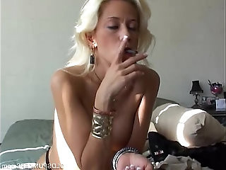 Super sexy busty blonde milf wishes you were fucking her juicy pussy